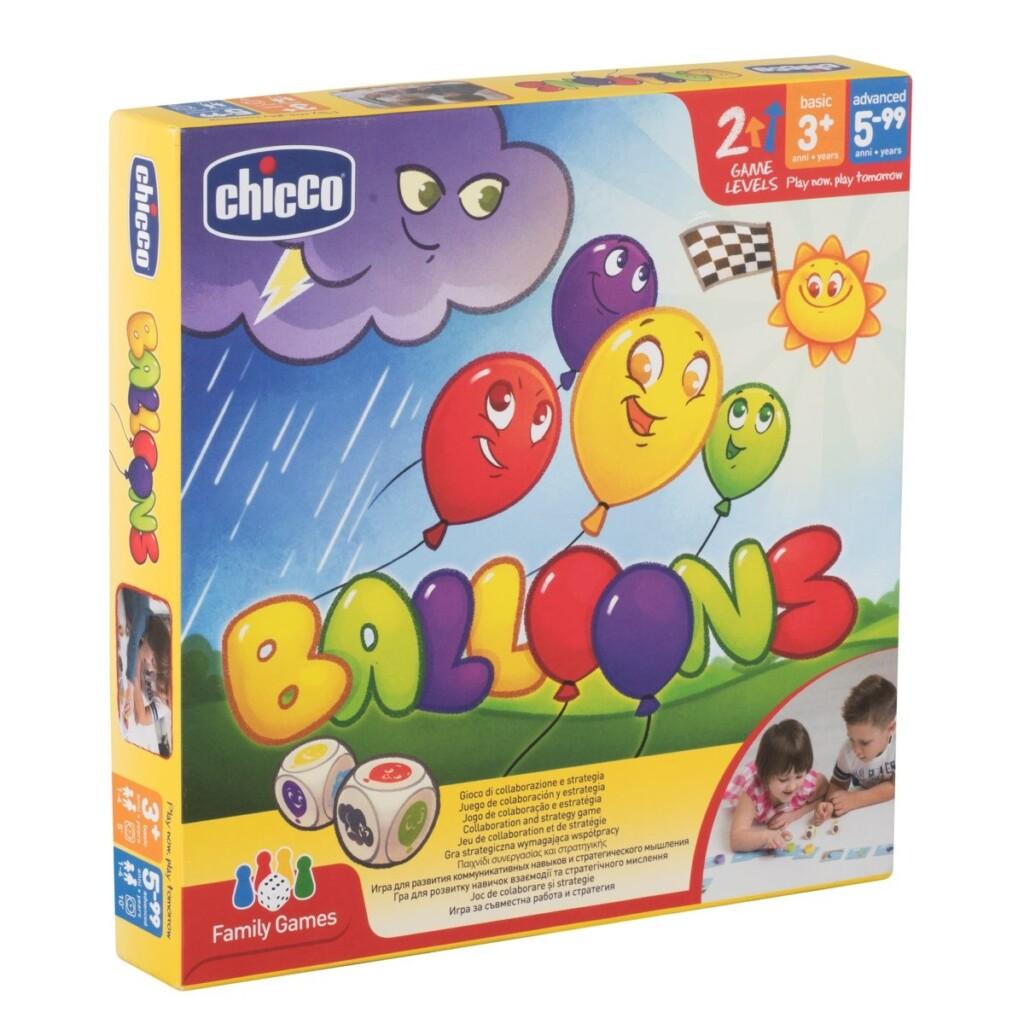 balloons gioco da tavolo